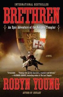 New Brethren An Epic Adventure of the Knights Templar Book Holy Cross