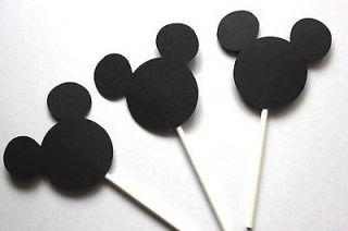 mickey mouse ausstecher