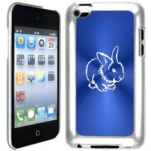 Apple iPod Touch 4th Generation 4g Hard Case Cover B132 Cute Bunny