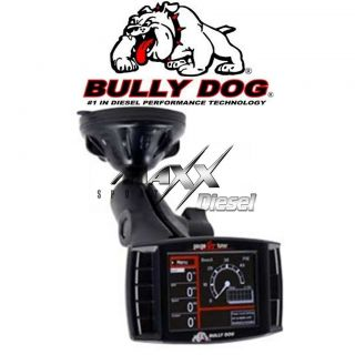 Bully Dog Programmer + Gauge 40420 Triple Dog GT 03 07 Dodge Ram 3500