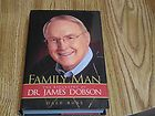 Family Man   Biography of Dr. James Dobson by Dale Buss(2005HB)
