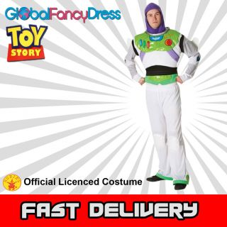 Buzz Lightyear Deluxe Adult & Kids Child   Officially Licensed Toy