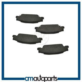 Cadillac STS CTS Grand Prix GXP Rear Ceramic Disc Brake Pads Set Kit