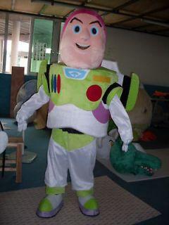 buzz lightyear new Adult Size mascot costume