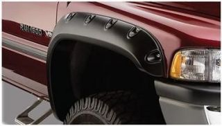Bushwacker Pocket Style Fender Flares 94 01 Dodge Ram 1500 & 94 02 Ram