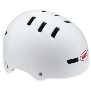 Childrens Kids Childs BMX Bike Bicycle Scooter Helmet White Sale