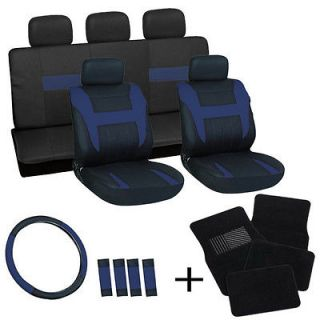 Wheel + Belt Pads+Head Rests+Floor Mats (Fits: 2012 Cadillac SRX