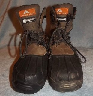 Ozark Trail Thinsulate Mens Boots USA Size 8 Eagle 07