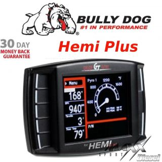 Dodge Ram1500 3500 5.7L V8 Hemi Bully Dog Hemi Plus Tuner 40430 +30HP
