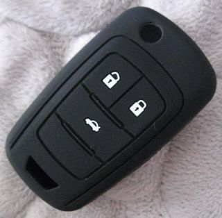 Car Silicone Remote Key Fob Case Holder Cover Fit Skoda SUPERB FABIA