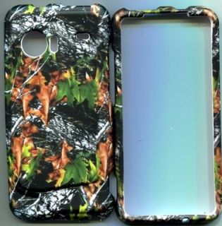 Verizon HTC Droid Incredible 6300 Hard Case Camo OkLeav