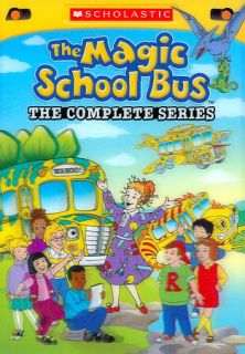 Newly listed The Magic School Bus The Complete Series (DVD, 2012, 8