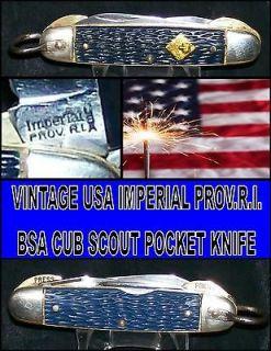 camillus cub scout knife