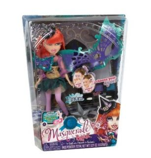 NIB Bratz Masquerade Doll   Finora Witch   Black Friday Deals   Top