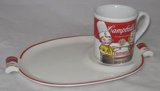campbells soup tray