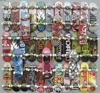30pcs Tech Deck 96mm Fingerborad Skateboard Style by random IK92