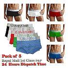 CK Underwear Mens Calvin Klein 365 Steel Briefs Boxers Shorts M or L