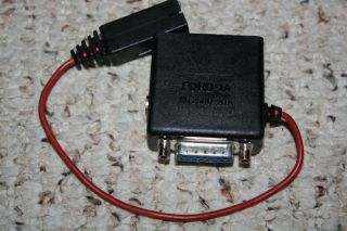 Snap on Ford 1A cable adapter MT 2500 MTG 2500 SOLUS PRO MODIS Scanner