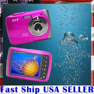SVP Underwater 18MP Max. Digital Camera ~ Camcorder ~ WaterProof