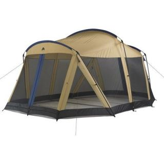 Ozark Trail 16x12 Sleep 6 Camping Tent 80 sq ft Convertible