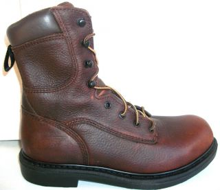 New Mens Red Wing Eigh Inch Work Boos # 5863 Sof oe