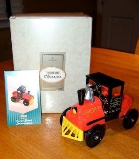 Hallmark 1961 Garton Casey Jones Locomotive Kiddie Car Classics Pedal