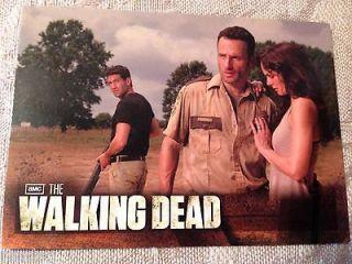 BASE CARDS 1 thru 26 The Walking Dead Season 2/Cryptozoic SINGLES; YOU