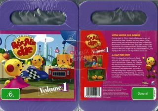 Rolie Polie Olie Volume 1 William Joyce NEW DVD emmy winner tv series