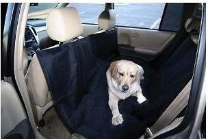 Car Back Seat Pet Dog Safe Safety Travel Hammock Cover Mat Blanket