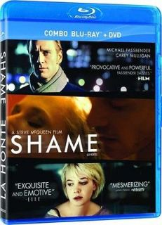 Shame (DVD+Blu ray Combo) (Blu ray) (Canadian New Blu
