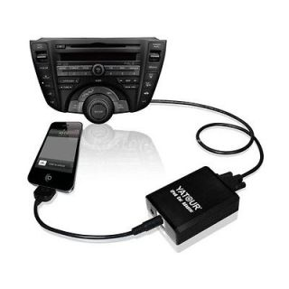 Yatour Car Interface iPod iPhone input in Adapter For VW AUDI SKODA 12