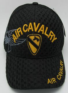 United States U.S. AIR CAVALRY Cap Hat U.S. 1st Cavalry Division US