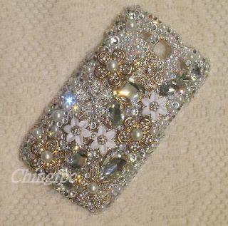 Super Bling High Quality Crystal Case Cover for Samsung Galaxy SIII S3