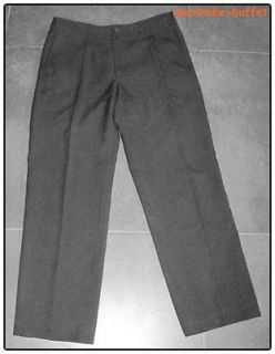 CASTRO Mens Black Casual Dress Pants M 32X29
