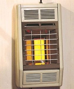 Empire SR 10T Vent Free Radiant Gas Heater 10,000 BTU