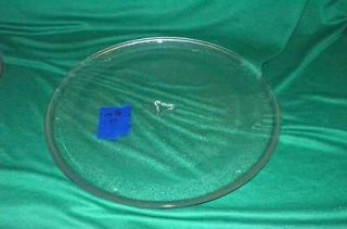 /Panasoni c/Amana Glass Carousel Microwave Turntable Tray 14 1/8 #03