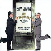 Broadway CD The Producers