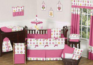 baby girl bedding in Nursery Bedding