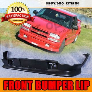 S15 SONOMA EXTREME STYLE URETHANE FRONT BUMPER LIP BODYKIT (Fits GMC