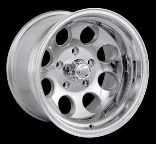 Polished Rims 15x8 fitsCHEVY S10 GMC SOMOMA BLAZER JIMMY 4X4 4WD