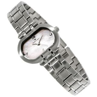 TAVAN CHANTAL SWISS LADIES SS MOP QUARTZ WATCH NEW
