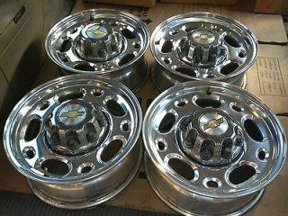 CHEVY GMC 2500 HD Alloy Wheels Rims 16 OEM Duramax Silverado Factory