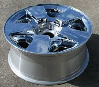 ALLOY WHEEL FOR A 2009,2010,2011 CHEVY AVALANCHE,TAHO E,SILVERADO