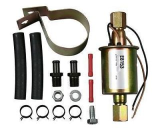 NEW AIRTEX External Electric Fuel Pump for 12 Volt Diesel Engines
