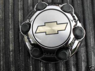 Chevy 1500 Silverado Van wheel center cap hubcap chrome (Fits Z71