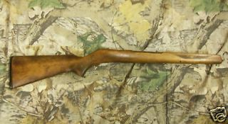 Savage Model 187 Original Hardwood Stock & Buttplate   GC   187 Series