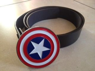 Captain America and Shield Avengers Chris Evans 5 inch silver Bookmark