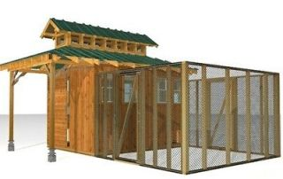 chicken coop in Home & Garden