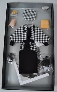 Ashton Drake Gene Marshall Secret Sleuth Doll Costume Outfit 1995 NIB
