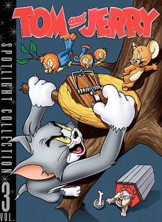 NEW   Tom and Jerry Spotlight Collection, Vol. 3
